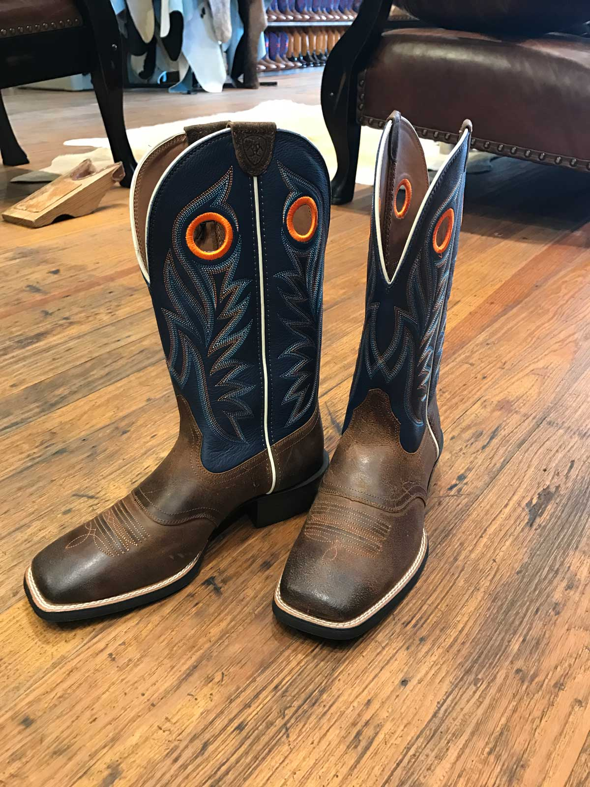 What Your Ariat Western Boots Say About Your Personality