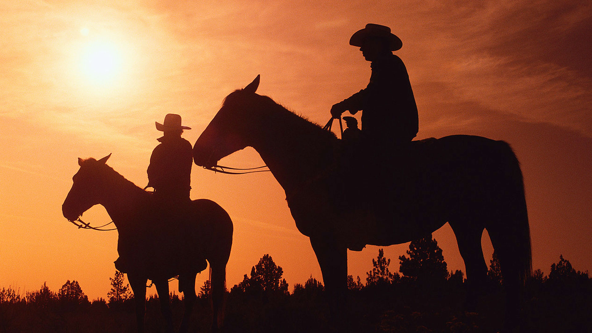 The Most Iconic Country Western Father Figures