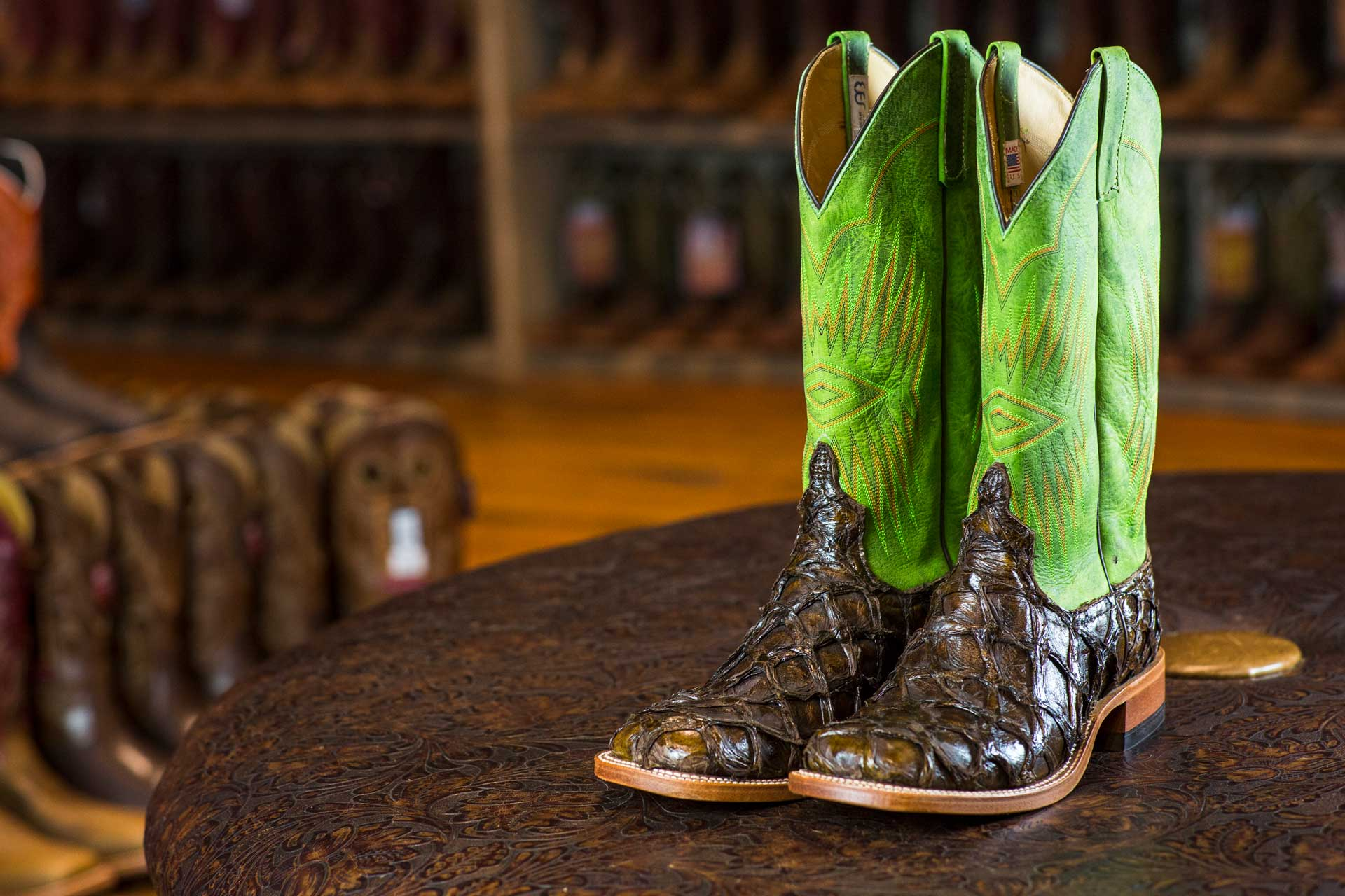 THE STORY BEHIND ANDERSON BEAN BOOTS & WHY WE ABSOLUTELY LOVE 'EM
