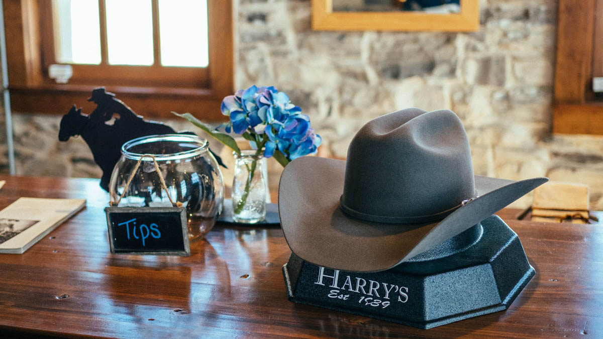 Harry s Boots understands the historical relevance and value of a well  crafted cowboy hat. So 6bacd7ae04b1