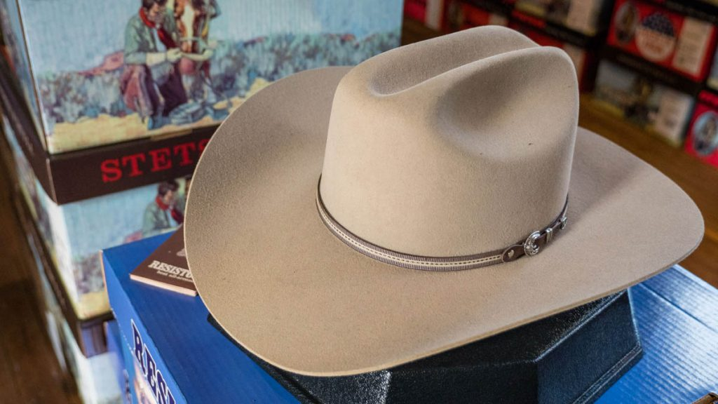 c2ed56213 The Science Behind Cowboy Hats