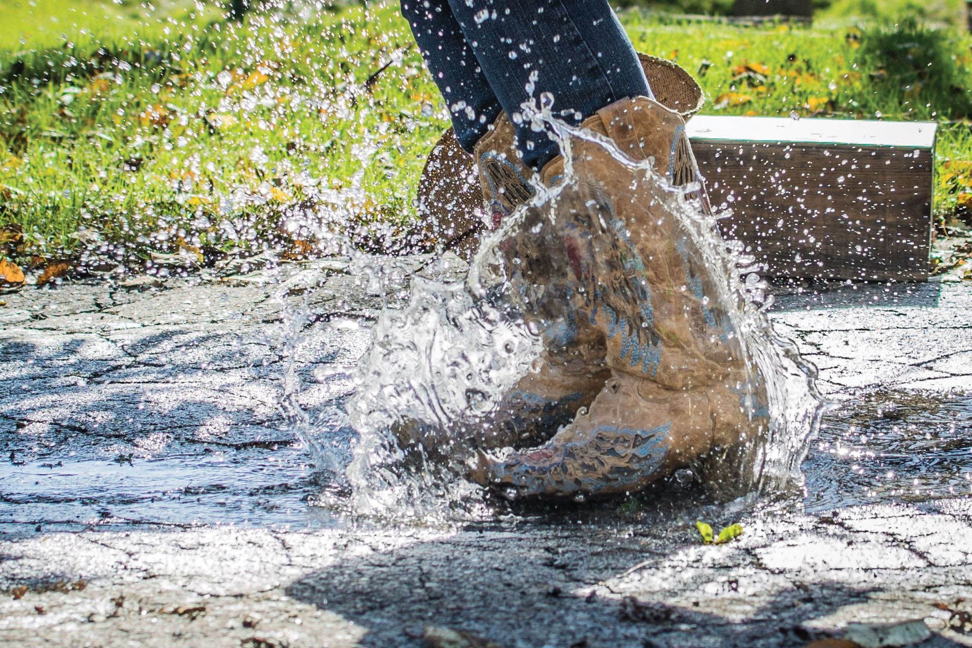 How To Waterproof Your Cowboy Boots