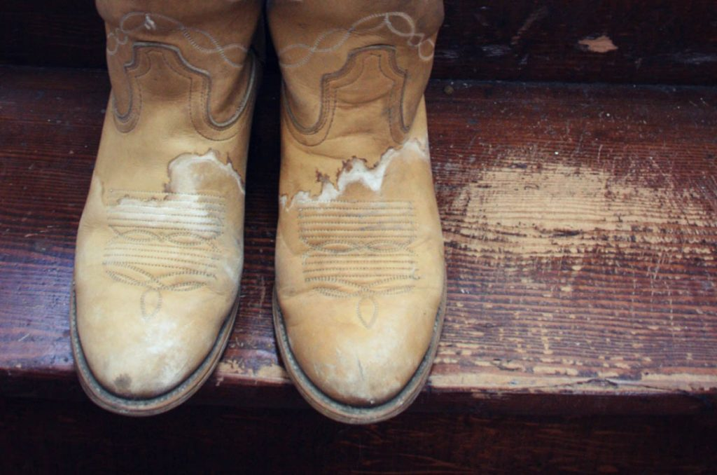 How To Waterproof Cowboy Boots | Harry