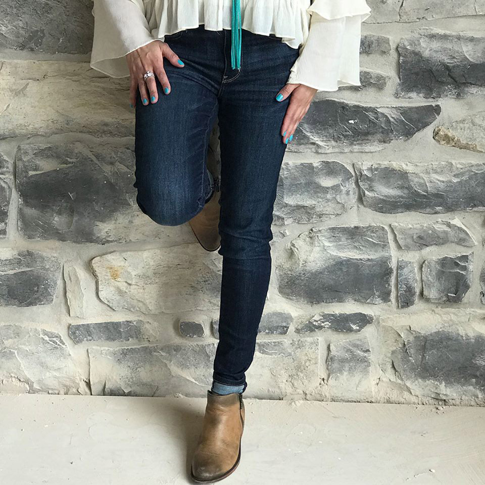 How to ankle wear cowboy boots pictures video