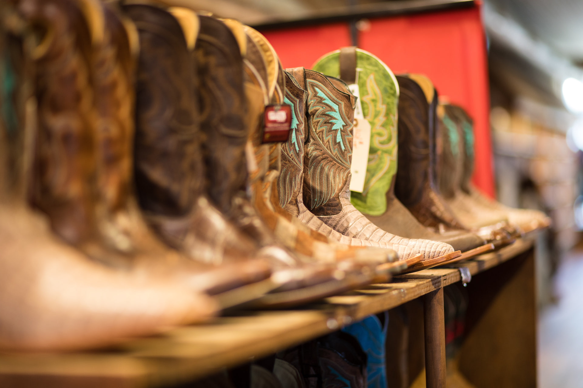 Different Types of Cowboy Boots: A Beginner's Guide