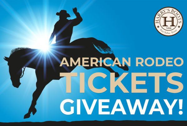 American Rodeo Tickets Giveaway